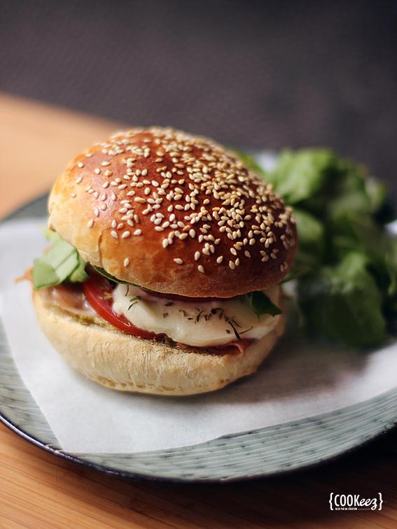 Hamburger-italien