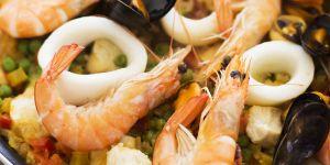 Paella-cookeez
