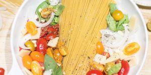 One-pot-pasta-tomates-basilic-cookeez