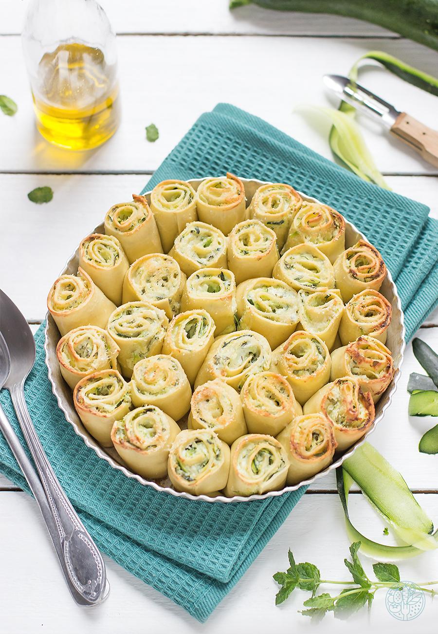 Lasagnes-rolls-courgettes-ricotta-menthe-cookeez